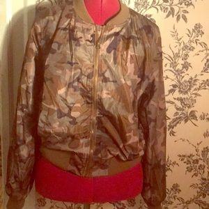 Windbreaker Army Jacket